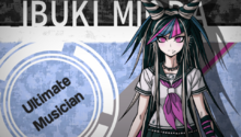 Danganronpa 2 Ibuki Mioda English Game Introduction