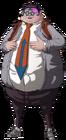 Danganronpa Hifumi Yamada Fullbody Sprite (PSP) (16)
