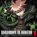 Danganronpa The Animation - The Hopeful Radio & The Hopeless Ogata Volume 1 - Cover