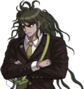 Danganronpa V3 Bonus Mode Gonta Gokuhara Sprite (Redrawn) (5)