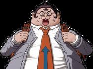 Danganronpa V3 Bonus Mode Hifumi Yamada Sprite (9)