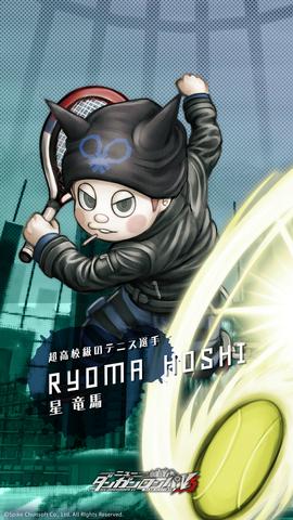 File:Digital MonoMono Machine Ryoma Hoshi iPhone wallpaper.png