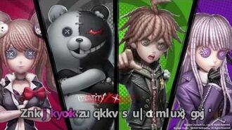 Identity V X Danganronpa Gameplay Trailer