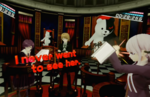 Cyber Danganronpa VR The Class Trial Screenshot (19)