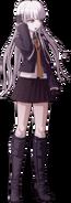 Danganronpa 2 Kyoko Kirigiri Fullbody Sprite (4)