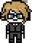 Danganronpa 3 Stage Byakuya Togami Pixel Icon