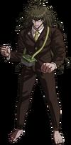 Danganronpa V3 Gonta Gokuhara Fullbody Sprite (29)