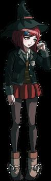 Danganronpa V3 Himiko Yumeno Fullbody Sprite (30)