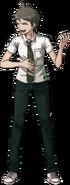 Hajime Hinata Fullbody Sprite 13