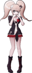 Danganronpa Junko Enoshima Fullbody Sprite (Mobile) (5)