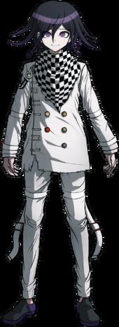 Danganronpa V3 Kokichi Oma Fullbody Sprite (1)