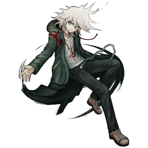 File:Nagito Komaeda Illustration.png