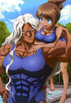 Nyantype October 2013 - Sakura Ogami and Aoi Asahina