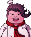 Teruteru Hanamura Report Card Profile