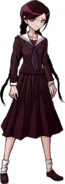 Toko Fukawa Beta Sprite (2)