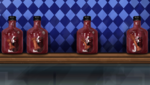 Danganronpa 1 CG - Missing Monokuma bottles