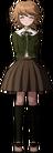 Danganronpa 1 Chihiro Fujisaki Fullbody Sprite (PSP) (4)