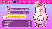 Danganronpa 2 Magical Monomi Minigame Powerful Equipment