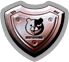 Danganronpa 2 Monokuma Panic Talk Action Shield 05