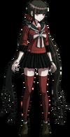 Danganronpa V3 Maki Harukawa Fullbody Sprite (4)
