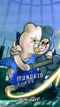 Digital MonoMono Machine Monokid iPhone wallpaper