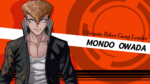 Danganronpa 1 Mondo Owada English Game Introduction