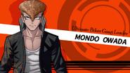 Danganronpa 1 Mondo Owada English Game Introduction