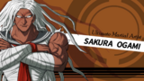 Danganronpa 1 Sakura Ogami English Game Introduction