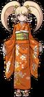 Danganronpa 2 Hiyoko Saionji Fullbody Sprite (PSP) (1)