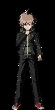 Makoto Naegi Fullbody Sprite 13