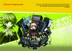 Promo Profiles - Danganronpa 1 (English) - Chihiro Fujisaki