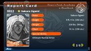 Sakura Ogami's Report Card (Deceased)
