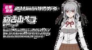 Danganronpa 3 Personality Quiz (Japanese) Peko Pekoyama