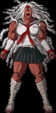 Sakura Ogami Fullbody Sprite (09)