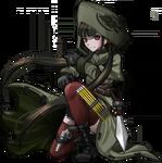 Argument Armament - Maki Harukawa (3)