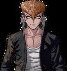Danganronpa 1 Mondo Owada Halfbody Sprite (PSP) (3)