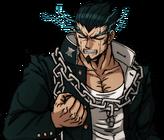 Danganronpa 2 Nekomaru Nidai Halfbody Sprite (PSP) (10)