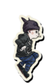 Danganronpa V3 Ryoma Hoshi Death Road of Despair Sprite 04