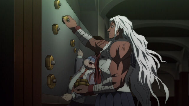 File:Hifumi and Sakura seal the windows.jpg