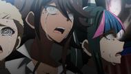 DR3 Despair Akane Ibuki crying