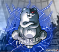 Digital MonoMono Machine Monokuma Android wallpaper