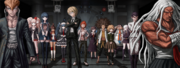 Danganronpa 1 CG - Students at the School Entrance (1)