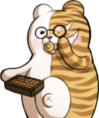 Danganronpa V3 Bonus Mode Monosuke Sprite (1)
