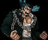 Danganronpa V3 Bonus Mode Nekomaru Nidai Sprite (6)