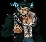 Danganronpa V3 Bonus Mode Nekomaru Nidai Sprite (Vita) (10)