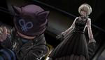 Danganronpa V3 CG - Kirumi Tojo murdering Ryoma Hoshi (1)