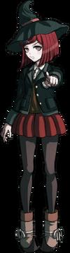 Danganronpa V3 Himiko Yumeno Fullbody Sprite (20)