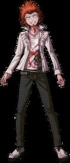Danganronpa 1 Leon Kuwata Fullbody Sprite (PSP) (7)