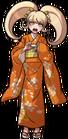 Danganronpa 2 Hiyoko Saionji Fullbody Sprite (PSP) (13)