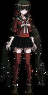 Danganronpa V3 Maki Harukawa Fullbody Sprite (9)